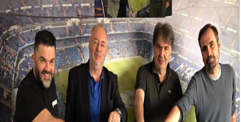 Η δυνατη ομαδα του Compo Learning Ευρωεργασιακης - Over FM 104,9